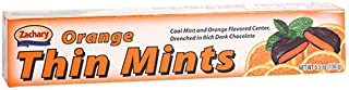 Zachary Orange Thin Mints 5.5 Oz (Pack of 3)