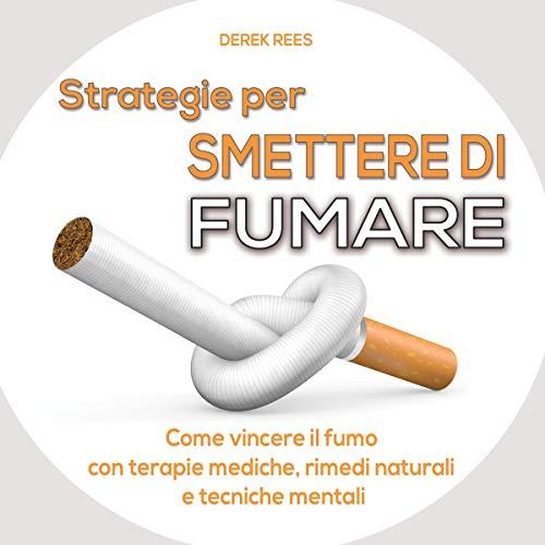 Strategie per smettere di fumare copertina