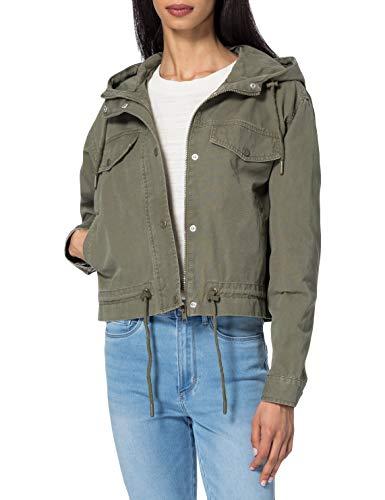 ONLY Damen ONLALLY Life Short Canvas Jacket OTW Jacke, Kalamata, M