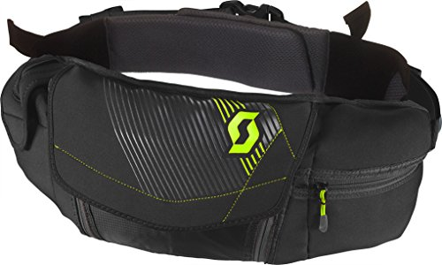 Scott Hip-Belt Six Days NSIZE BLK/NEON YEL