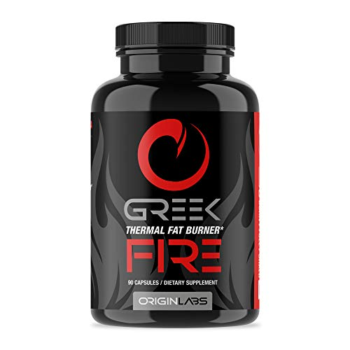 Greek FIRE - Themogenic Fat Burner - Boost Energy