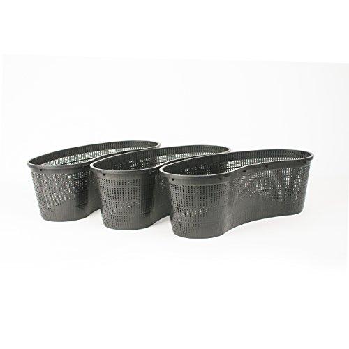 Inter Flowers – 3 cestas de plantación – KIDNEY –
