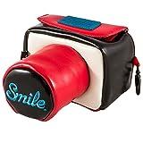 Smile SMI16510 - Funda protectora para cámara réflex (DSLR) I'm Casual Pin Up Style