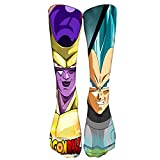 Nologo Dragon Ball Calcetines Anime Calcetines Calcetines Ocasionales Respirables 3D Calcetines cómodos for Hombres Mujeres Caminando Trekking Calcetines Calcetines Deportivos