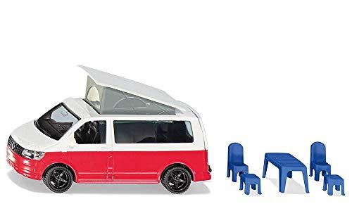 VW T6 California mit beweglichem Dach, inkl. Zubehör