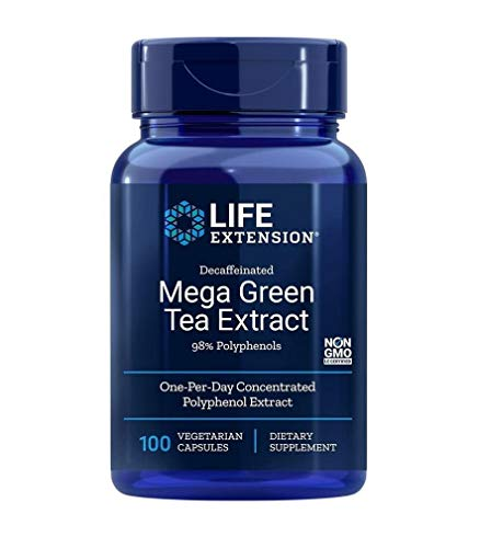 Life Extension Mega Green Tea Extract