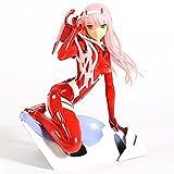HHAA Figuras Anime Darling In The Franxx Zero Two 2 Código: 002 PVC Figura De Acción Modelo Colección De Juguetes