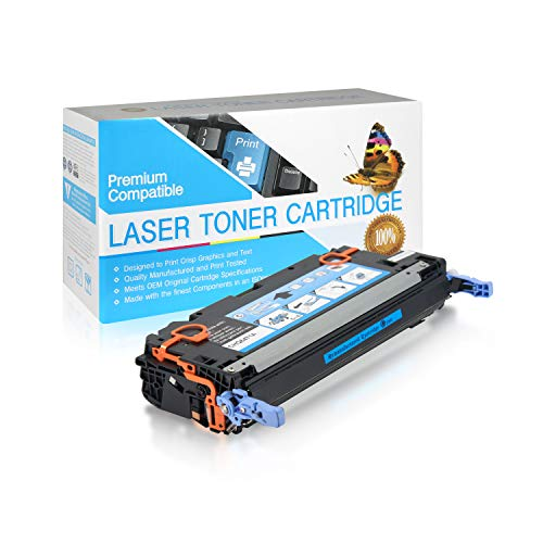 SuppliesOutlet Compatible Toner Cartridge Replacement for HP 502A / Q6471A (Cyan,1 Pack)