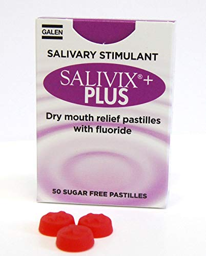 Salivix Plus Dry Mouth sweets