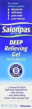 salonpas deep relieving gel