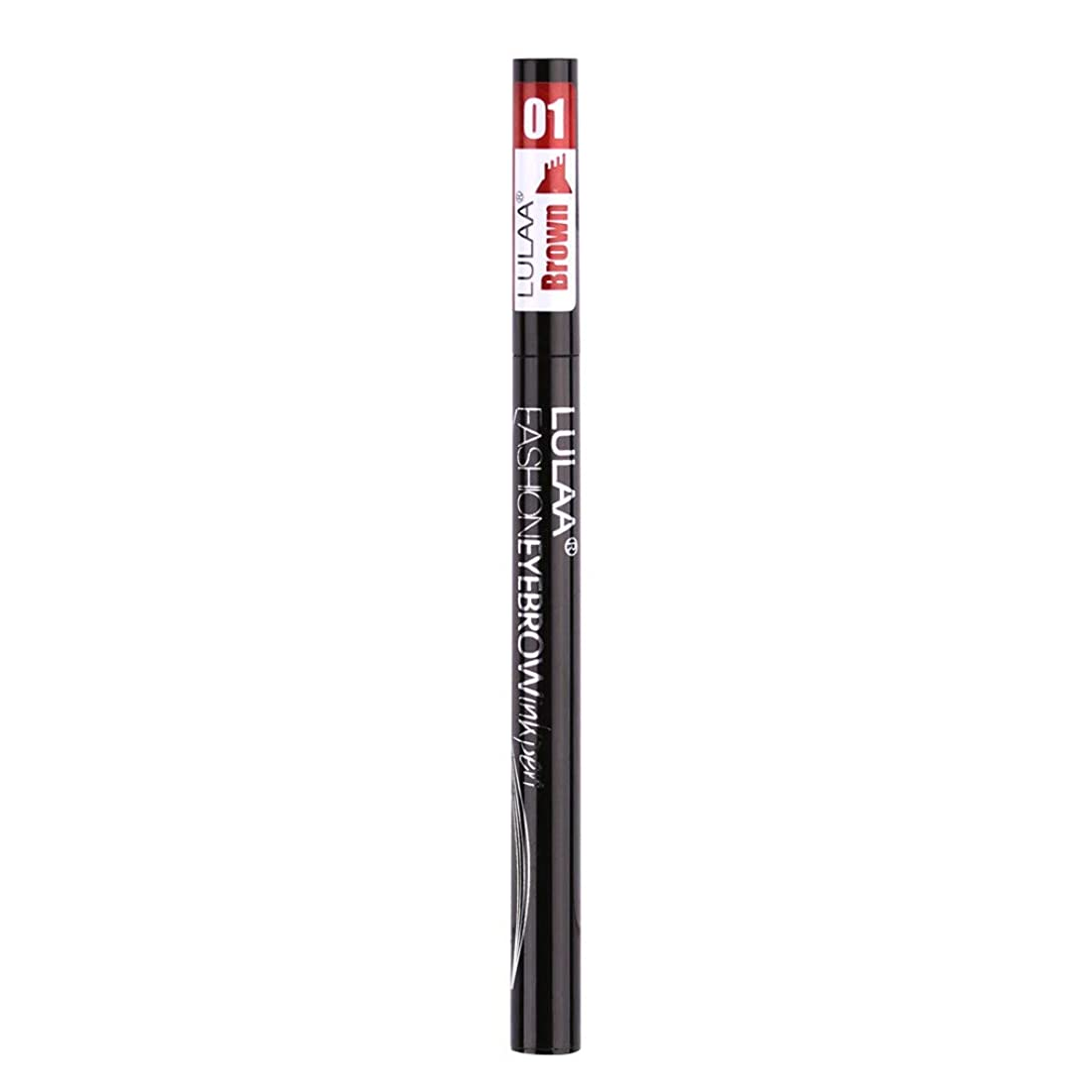 忘れられないコンセンサス不条理着色すること容易な咲かない永続的な液体の眉毛の鉛筆