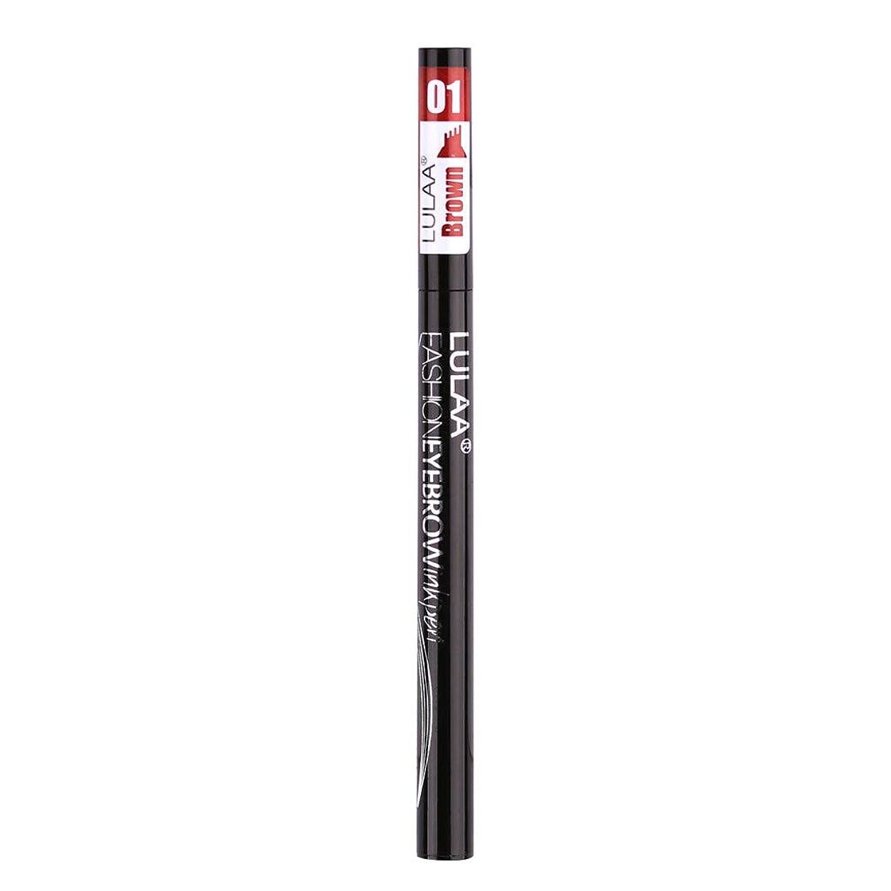 恥交換インストール着色すること容易な咲かない永続的な液体の眉毛の鉛筆