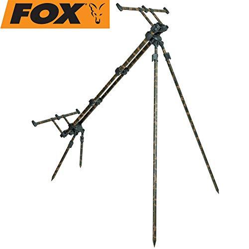 Fox Ranger MK2 CAMO pod 3 rod Rodpod