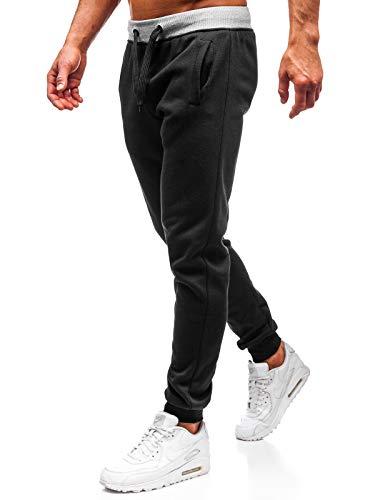 BOLF Hombre Pantalón De Chándal Jogger Pantalones