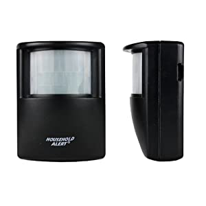Skylink HA-300 Long Range Household Alert & Alarm Deluxe Home Business Office Motion Security Indoor Outdoor Infrared Detector System Kit
