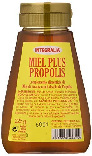 Integralia Miel Plus Con Propolis - 225 gr