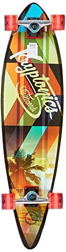Kryptonics California Series Skateboard Multicolore 23'
