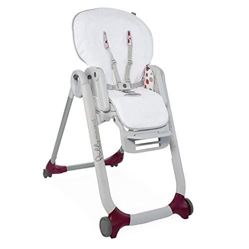 Chicco - Protector de asiento para silla alta Chicco