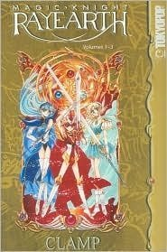 Magic Knight Rayearth, 1-3 by (2007-06-12)