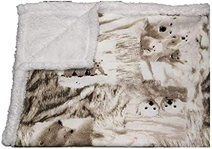 Cuore Beige, S Coperta Plaid Pile in Merinos Caldissimo Eco Pelliccia Agnellata Singolo Fantasia Cuori Orso