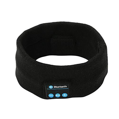 Bluetooth Headband Auriculares Estéreo Inalámbricos Bluetooth Auriculares para Correr Auriculares para Dormir Deportes Música para Dormir Diadema O14-A