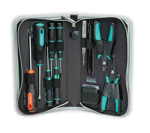 Elektr Kit de Herramientas electrónicas Value Precision