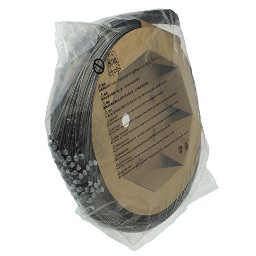 SHIMANO y80098521Freno internos &–Fundas &–Guías, Negro, 1.6mm