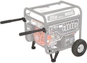 NorthStar Generator Wheel Kit - fits 5,500 to 8,000 Watt Generators