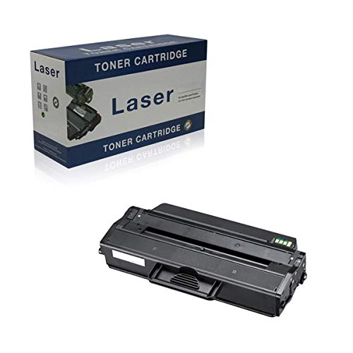 Compatible Toner Cartridges Replacement for Dell B1260 593-11109 for Use with Dell B1260 B1260DN B1265DNF Printer,Black,1 Pack