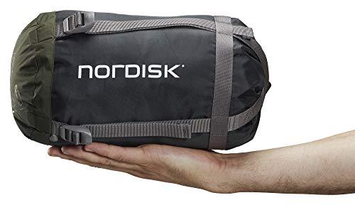 Nordisk Jorund Tech Biwak Dark Moss 2020