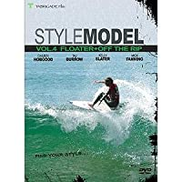 "STYLE MODEL(スタイルモデル)VOL.4 フローター+オフザリップ テクニック別分析DVD""STYLE MODEL""シリーズ/SURFING DVD"