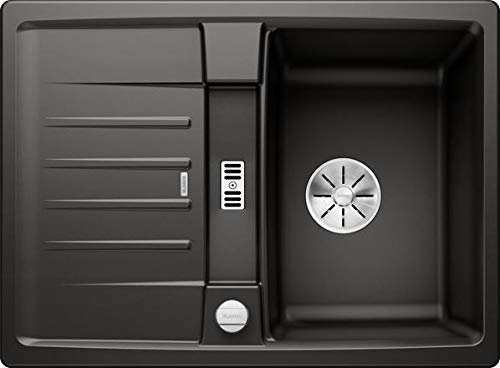 Blanco Lexa 40 S Silgranit PuraDur schwarz