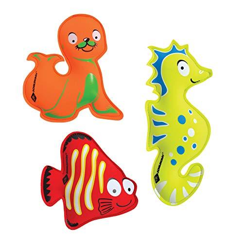 Schildkröt Funsports DIVING ANIMALS 3 Kinder Tauchtierchen im Blister Modell 2016-17 Tauchtiere, farblich sortiert, M