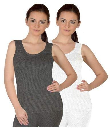 Fashiol Combo of Black and Off-White Supersoft Round Neck...