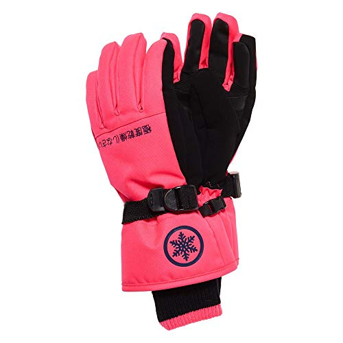 Superdry Womens Ultimate Snow Service Windproof Ski Gloves