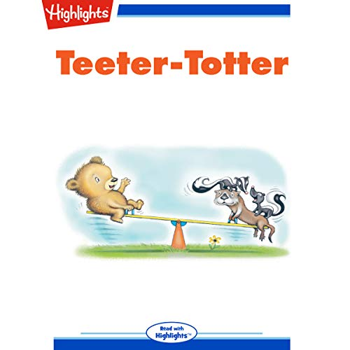 Teeter-Totter copertina