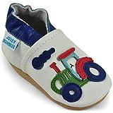 Zapatillas Bebe Niño - Zapato Bebe Niño - Zapatos Bebes - Calzados Bebe Niño - Tractor - 6-12 Meses