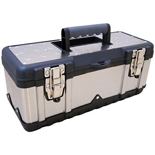 Materialbox Werkzeugkiste EDELSTAHL Type 302M von AS-S