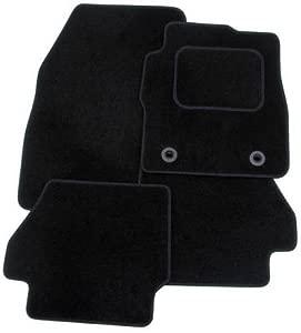 Motionperformance Essentials Mk4  G   98-04  Tailored Car Mats Black Carpet