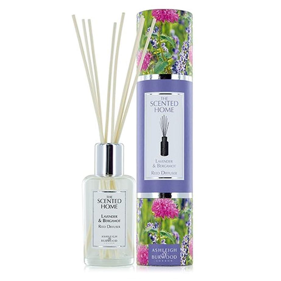 封筒安定した花輪Ashleigh&Burwood リードディフューザー 100ml ラベンダー&ベルガモット Reed Diffuser Lavender&Bergamot アシュレイ&バーウッド