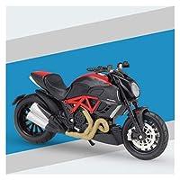 ダイキャストモデルモーターサイクル 1:18 に適用するCBR1000RRスケールオートバイモデルおもちゃ合金オフロードレース大人の子供のおもちゃ (Color : 5)