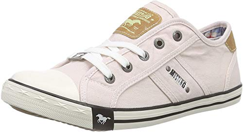 Mustang 1099-302, Damen Sneakers, Pink ( rose 555), 37 EU