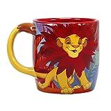 Disney The Lion King Shaped Mug - Simba (Can't Wait to be King)