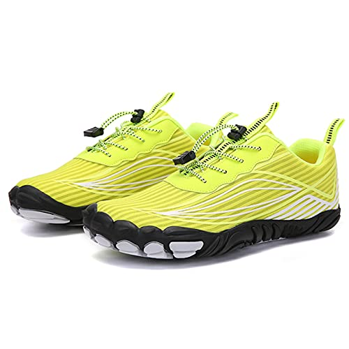 RONGXIANMA Quick-Drying Water Shoe Men's Barefoot Diving Swimming Water Shoes Outdoor Sports Breathable Beach Wading Shoes