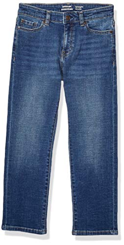 Amazon Essentials Jungen Stretch-Jeans mit geradem...