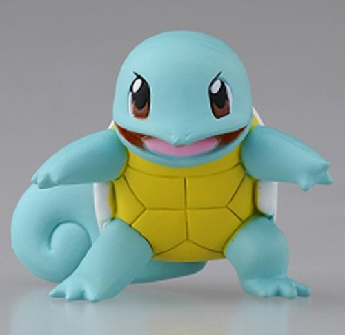 "TAKARA TOMY Takaratomy Official Pokemon X and Y MC-004 ~ 2"" Squirtle/Zenigame Action Figure"
