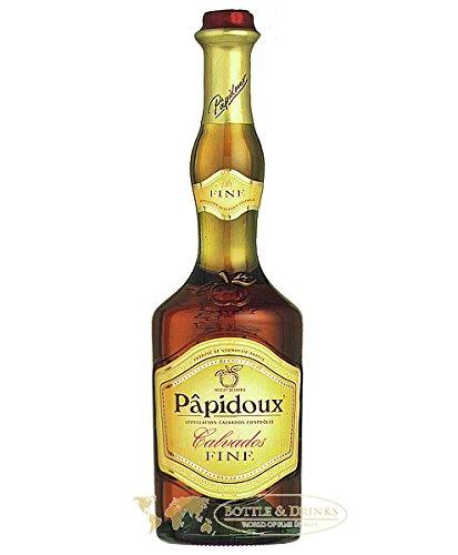 Papidoux Calvados Fine Frankreich 0,7 Liter