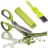 Tijeras para cortar especias (herramienta de cocina) herb scissor