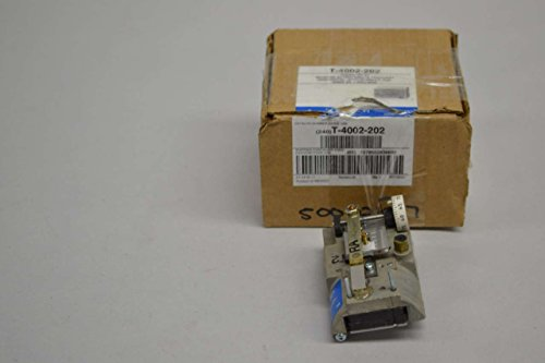 Johnson Controls T-4002-202 Single Temperature High Volume Output Thermostat, Reverse Acting, Horizontal Mounting