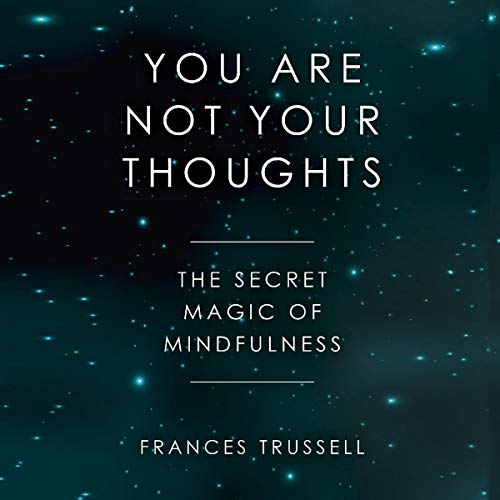 You Are Not Your Thoughts: The Secret Magic of Mindfulness audiobook cover art
